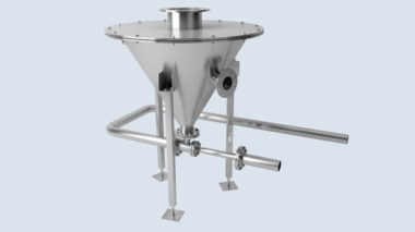 SOLIDS INJECTOR