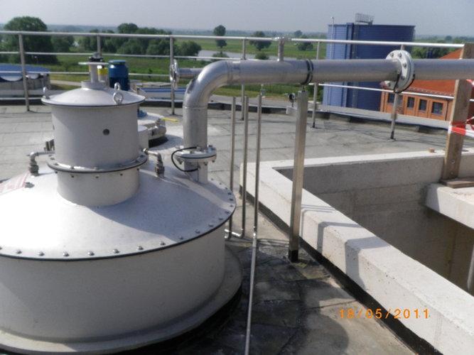 GAS TREATMENT/GAS CLEANING